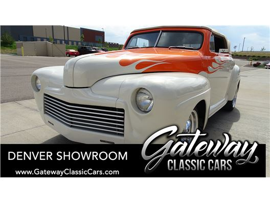1946 Ford Custom for sale in Englewood, Colorado 80112