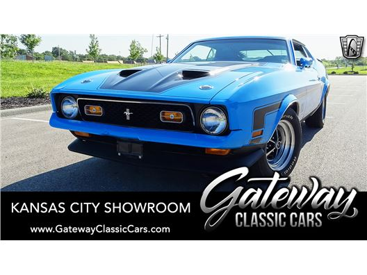1971 Ford Mustang for sale in Olathe, Kansas 66061