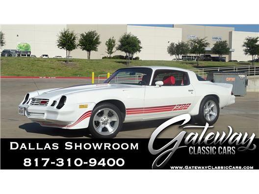 1981 Chevrolet Camaro for sale in DFW Airport, Texas 76051