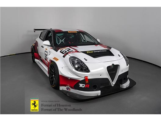 2019 Alfa Romeo Guilietta TCR Race Car for sale on GoCars.org