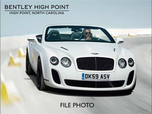 2011 Bentley Continental for sale in High Point, North Carolina 27262
