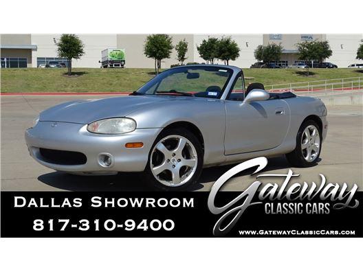 2000 Mazda Miata for sale in DFW Airport, Texas 76051