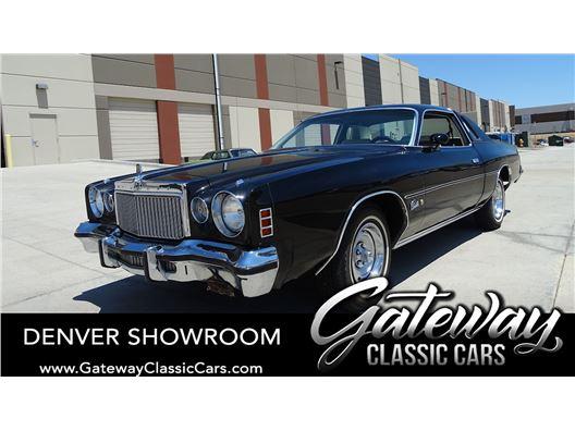 1977 Chrysler Cordoba for sale in Englewood, Colorado 80112