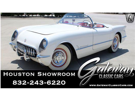 1954 Chevrolet Corvette for sale in Houston, Texas 77090