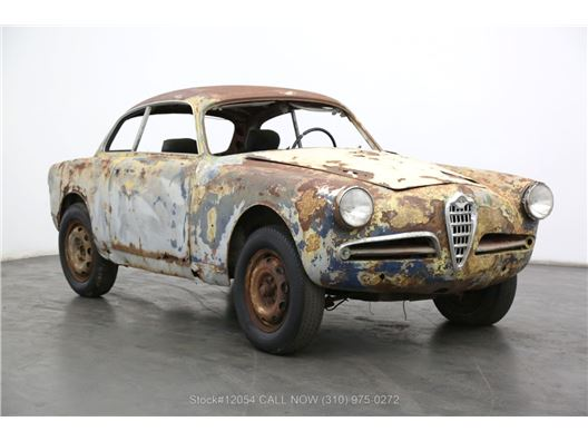1958 Alfa Romeo Giuletta Sprint for sale in Los Angeles, California 90063