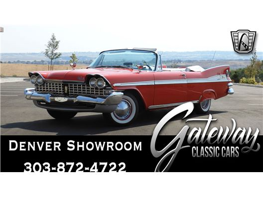 1959 Plymouth Sport Fury for sale in Englewood, Colorado 80112