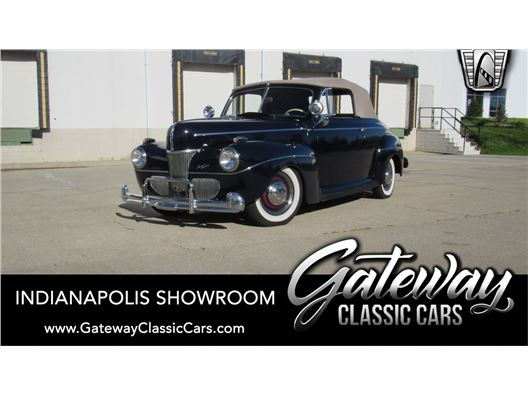 1941 Ford Super Deluxe for sale in Indianapolis, Indiana 46268