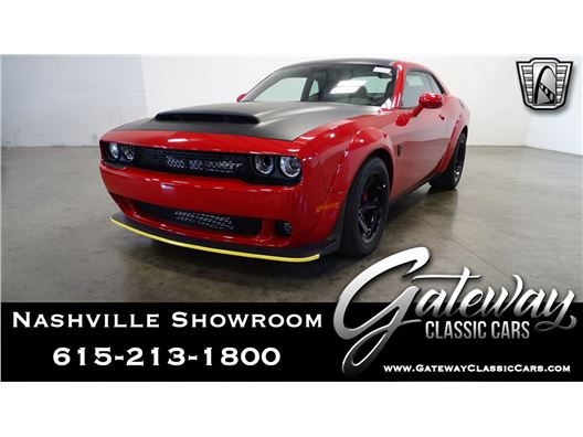2018 Dodge Challenger for sale in La Vergne