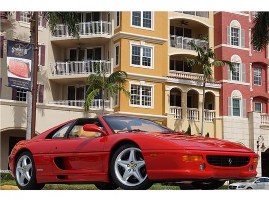 1999 Ferrari F355 GTS for sale in Naples, Florida 34104