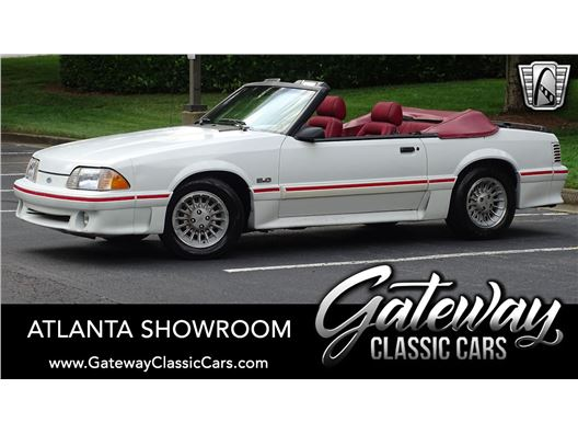 1987 Ford Mustang GT for sale in Alpharetta, Georgia 30005