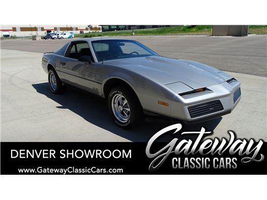 1983 Pontiac Firebird / Trans AM for sale in Englewood, Colorado 80112