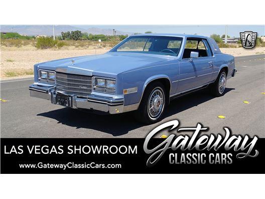 1984 Cadillac Eldorado for sale in Las Vegas, Nevada 89118