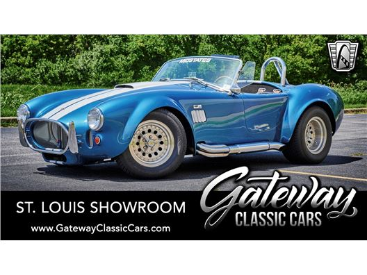1992 MidStates Cobra Kit Car for sale in OFallon, Illinois 62269