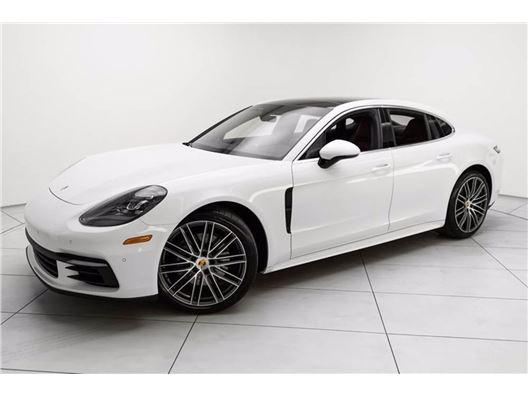 2017 Porsche Panamera for sale in Las Vegas, Nevada 89146