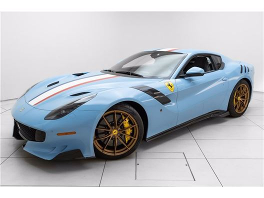2017 Ferrari F12tdf for sale in Las Vegas, Nevada 89146