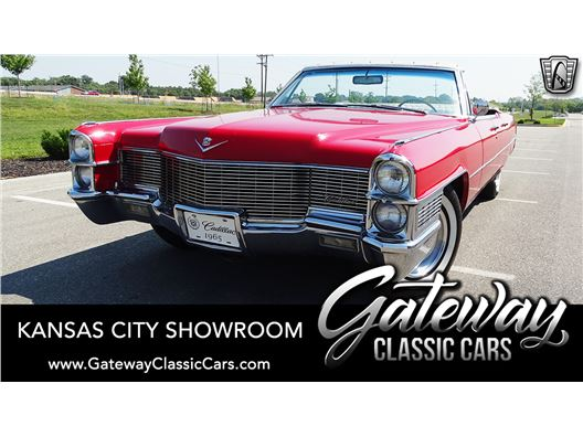 1965 Cadillac DeVille for sale in Olathe, Kansas 66061