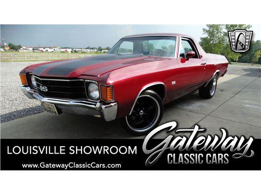 1972 Chevrolet El Camino for sale in Memphis, Indiana 47143