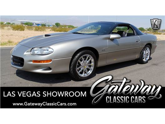 2001 Chevrolet Camaro for sale in Las Vegas, Nevada 89118