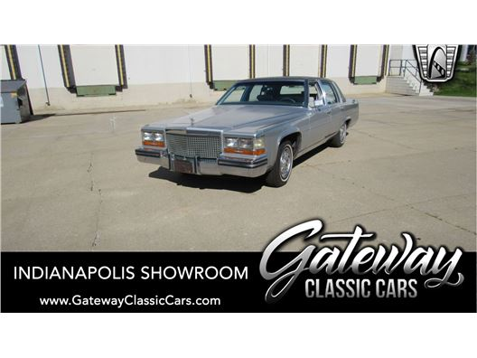 1987 Cadillac Brougham for sale in Indianapolis, Indiana 46268
