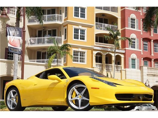 2013 Ferrari 458 Italia for sale in Naples, Florida 34104
