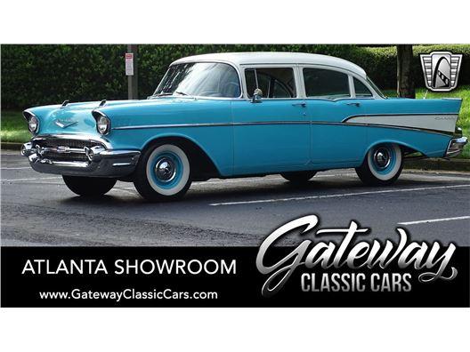 1957 Chevrolet 210 for sale in Alpharetta, Georgia 30005