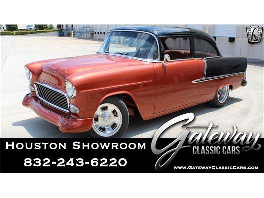 1955 Chevrolet 210 for sale in Houston, Texas 77090