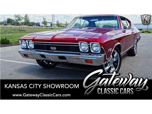 1968 Chevrolet Chevelle for sale in Olathe, Kansas 66061