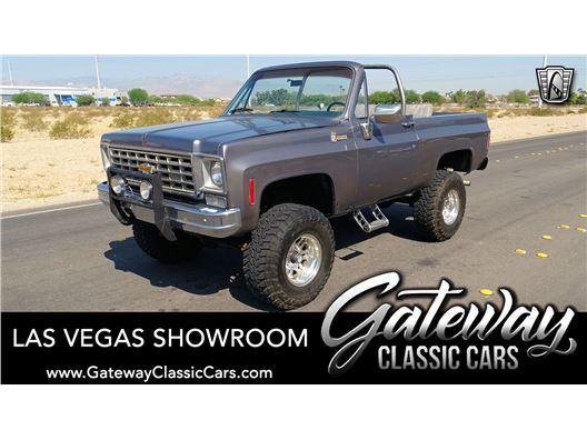 1975 Chevrolet Blazer for sale in Las Vegas, Nevada 89118