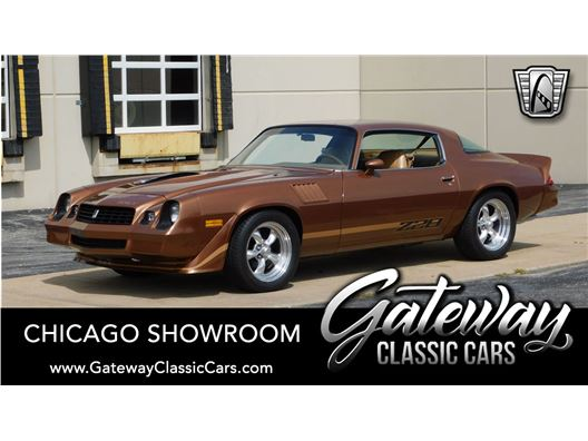 1979 Chevrolet Camaro for sale in Crete, Illinois 60417