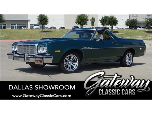 1976 Ford Ranchero for sale in DFW Airport, Texas 76051