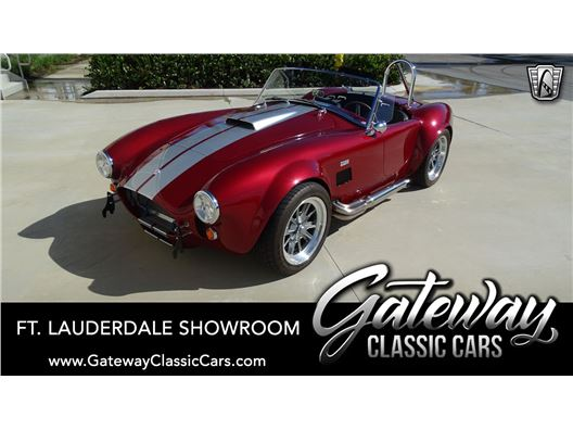 1965 Factory Five Cobra for sale in Coral Springs, Florida 33065
