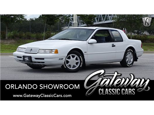 1990 Mercury Cougar for sale in Lake Mary, Florida 32746