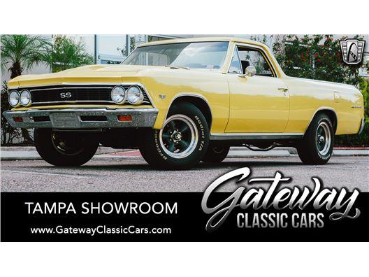 1966 Chevrolet El Camino for sale in Ruskin, Florida 33570