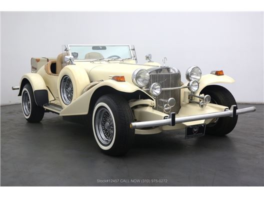 1979 Excalibur Roadster for sale in Los Angeles, California 90063