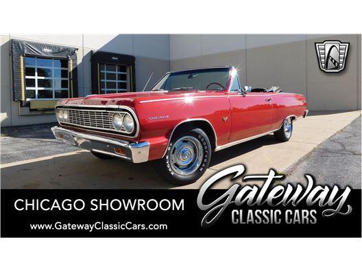 1964 Chevrolet Malibu for sale in Crete, Illinois 60417