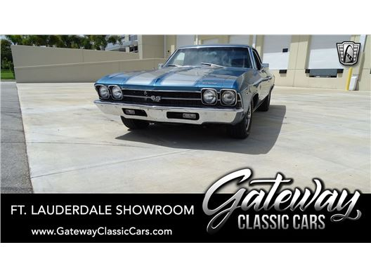 1969 Chevrolet El Camino for sale in Coral Springs, Florida 33065