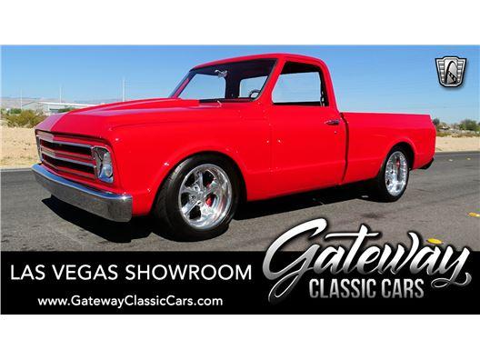 1967 Chevrolet C10 for sale in Las Vegas, Nevada 89118