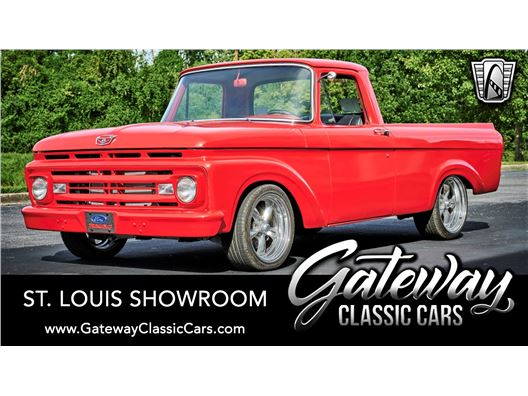 1961 Ford F100 for sale in OFallon, Illinois 62269