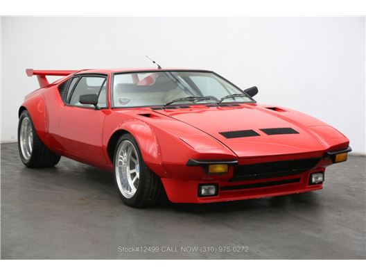 1972 De Tomaso Pantera for sale on GoCars.org