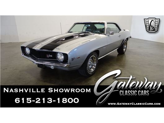 1969 Chevrolet Camaro for sale in La Vergne