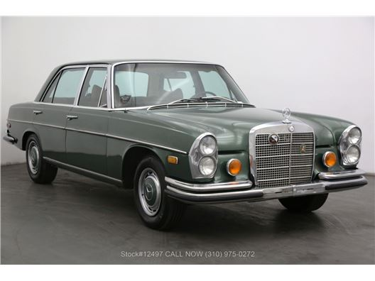 1972 Mercedes-Benz 300SEL 4.5 for sale in Los Angeles, California 90063