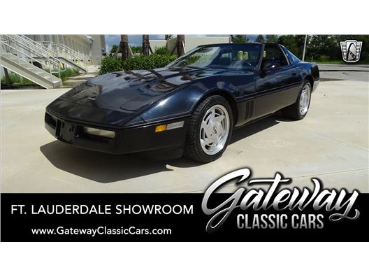 1988 Chevrolet Corvette for sale in Coral Springs, Florida 33065