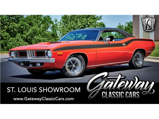 1972 Plymouth Cuda for sale in OFallon, Illinois 62269