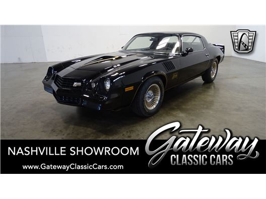 1978 Chevrolet Camaro for sale in La Vergne