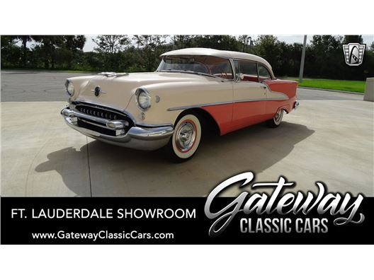 1955 Oldsmobile Super 88 for sale in Coral Springs, Florida 33065