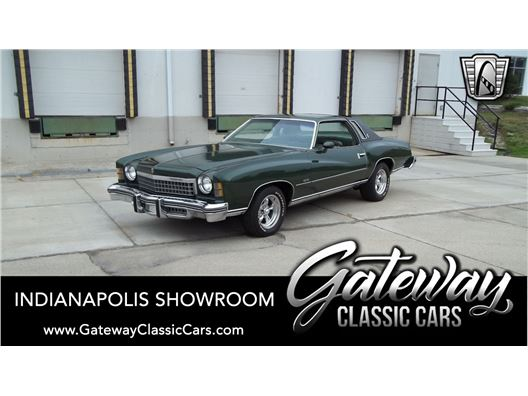 1974 Chevrolet Monte Carlo for sale in Indianapolis, Indiana 46268