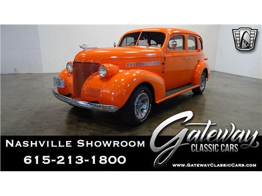 1939 Chevrolet Master Deluxe for sale in La Vergne