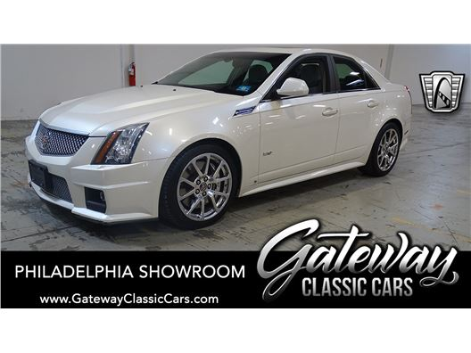 2009 Cadillac CTS-V for sale in West Deptford, New Jersey 8066