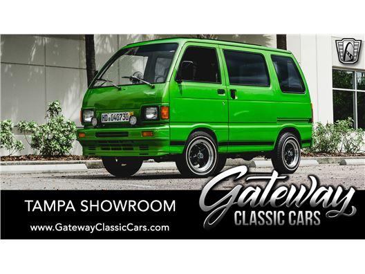 1989 Daihatsu Hijet for sale in Ruskin, Florida 33570