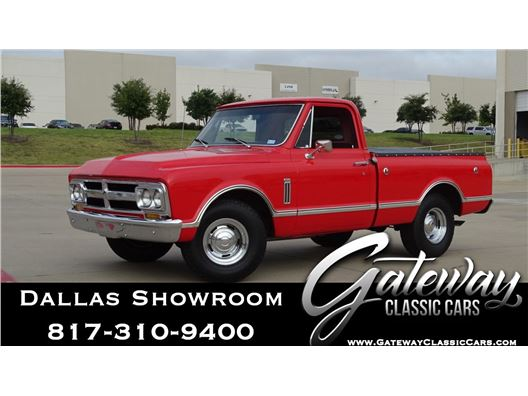 1967 GMC C1500 for sale in DFW Airport, Texas 76051